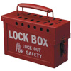 Shop Lockout Stations & Boxes