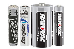 Shop for Batteries at HD Supply and Save