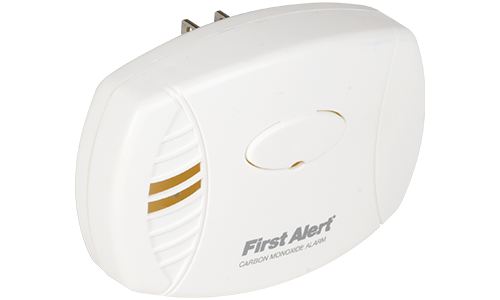 Plug-In CO Alarms