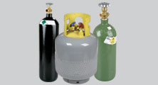 Compressed Gas & Tank Exchange