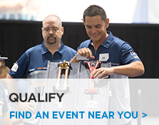 Qualify – Find an Event Near You