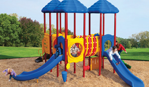 Updating your playground equipment