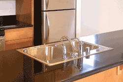 Kitchen Sink Mounting
