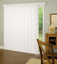 Shop Champion Deluxe Vertical Blinds