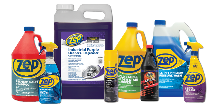 Zep Professional Cleaning Products Hd