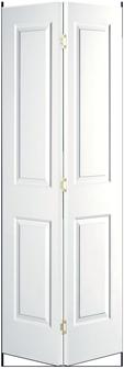 2 Panel Bi Fold Door