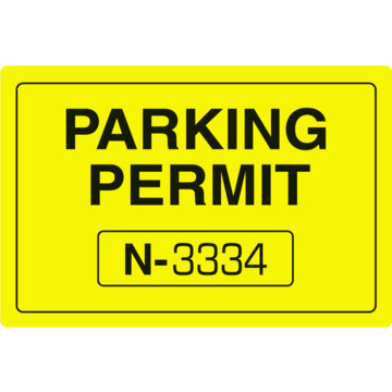 photograph relating to Printable Parking Pass known as Parking Enables High definition Present