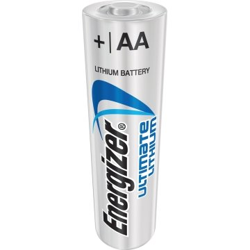 Energizer L91 Non Rechargeable Battery Lithium Iron Disulfide 1 5 V Nominal 3000 Mah Nominal Aa Hd Supply