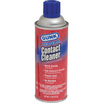 11Ounce Gunk Indust Contact Cleaner