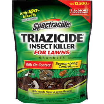 10 Pound Spectracide Triazicide Granules Hd Supply