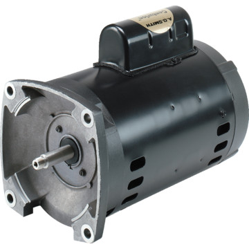 pool motor 1 hp full rated square flange hd supply