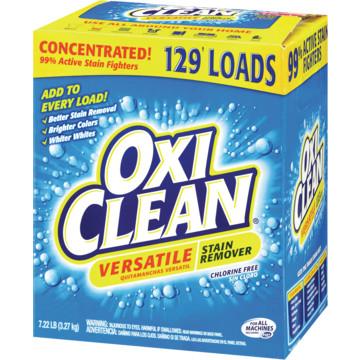 Laundry Detergent 7 2 Pound Oxiclean Powder Hd Supply