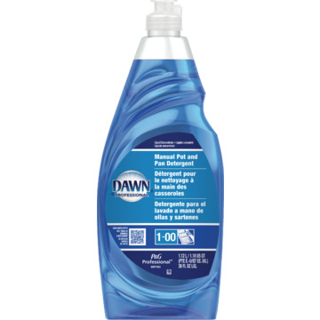Dawn professional dish soap msds