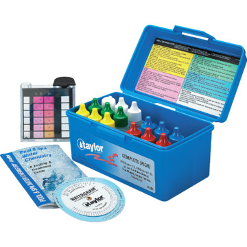 Taylor Pool Test Kit Hd Supply