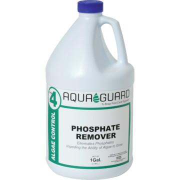 Aquaguard 1 gallon phosphate remover hd supply - How to lower phosphates in swimming pool ...