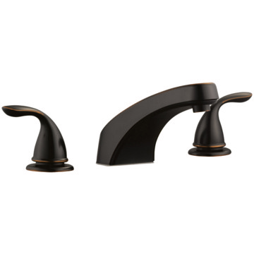 house ashland roman tub faucet oil rubbed bronze finish hd supply