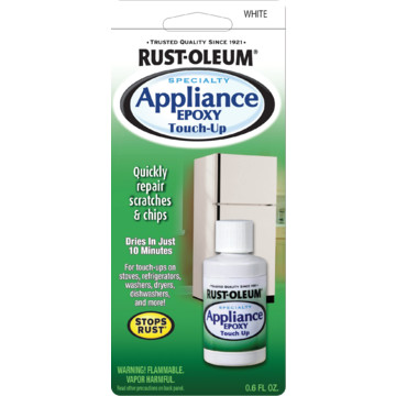 0 6 Oz Rust Oleum Specialty Appliance Touch Up Glaze
