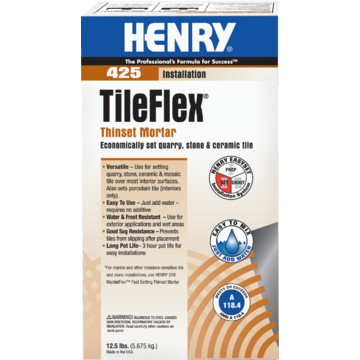 Henry 6 Oz Premixed Ceramic Tile Repair Adhesive Hd Supply
