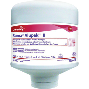 Suma Allupak II Phos Free Powder Detergent Case Of 4