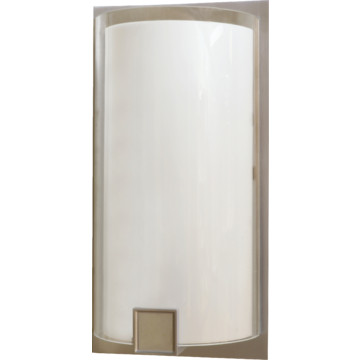 Wall Sconces 277 Volt : LED Nolan Wall Sconce, 13 Watt, Satin Nickel, 120 To 277 Volt HD Supply