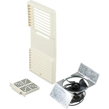bathroom exhaust fan duct free - bathroom design
