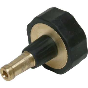 Garden Hose Nozzle Solid Brass 1 34 Sweeper HD Supply