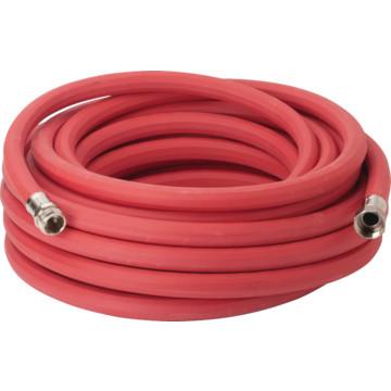Swan industrial garden hose kink resistant 3 4 75 for Garden hose solutions