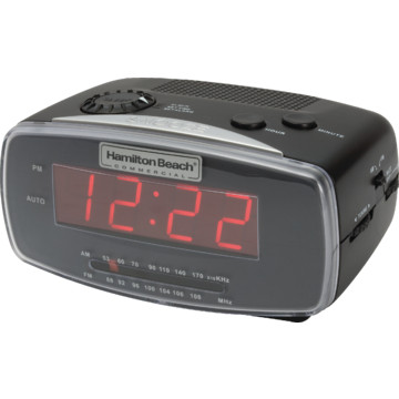 Hamilton Beach Alarm Clock Radio Mp3 Hd Supply
