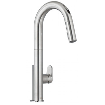 american standard beale selectronic pull down kitchen
