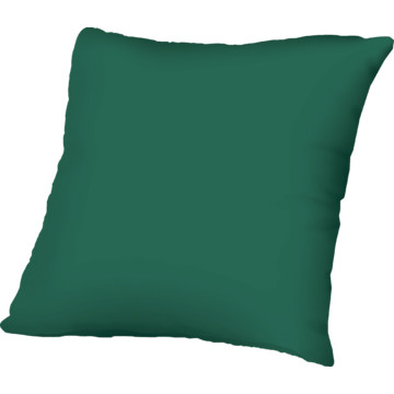 Fiberbuilt Custom Cushion Throw Pillow In Sunbrella Spectrum Kiwi HD Supply