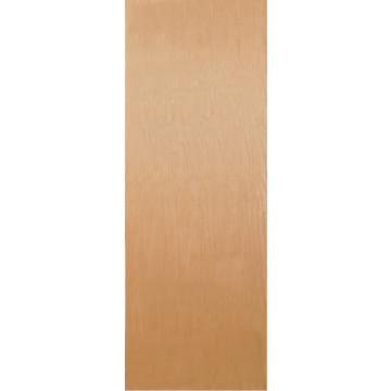 18 x 80 1 3 8 thick flush legacy tru oak hollow core for 18 inch hollow core door
