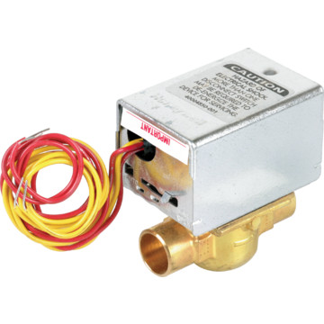 honeywell 24 volt hydronic zone valve 3 4 connections spst honeywell 24 volt hydronic zone valve 3 4 connections spst end switch