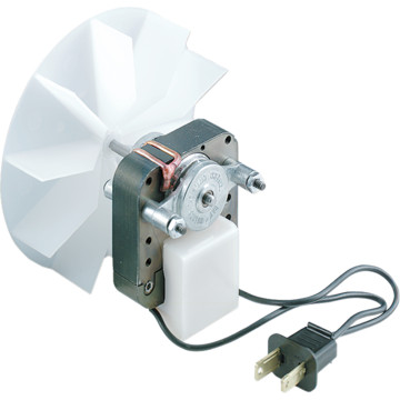 Exhaust motor and fan assembly package of 2 hd supply for Nutone bathroom fan motor 57n2