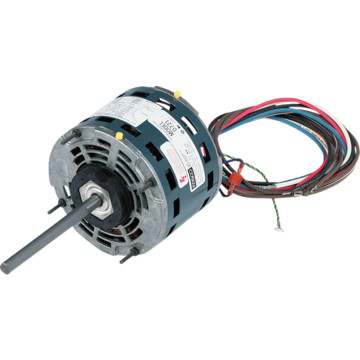 Fasco d727 5 6 1 3 1 5 horse power direct drive blower for Blower motor capacitor symptoms