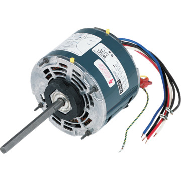 Fasco d703 5 6 1 2 1 4 horse power direct drive blower for Blower motor capacitor symptoms