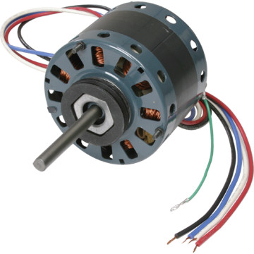 Fasco d158 5 0 1 5 1 7 horse power blower motor hd supply for Blower motor capacitor symptoms