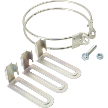 Long ear blower mounting kit hd supply for Blower motor mounting bracket
