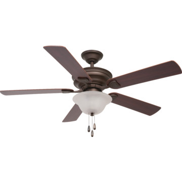 Seasons 52 Ceiling Fan With Up And Down Light Oil Rubbed
