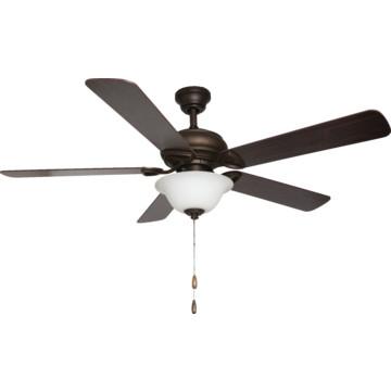 """Seasons 52"""" Dual Mount Ceiling Fan Oil Rubbed Bronze LED"""