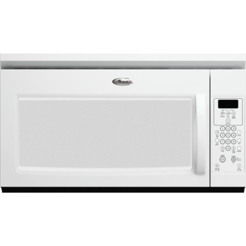Whirlpool Over The Range Microwave 1 7 Cubic Feet White Hd Supply