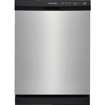 Frigidaire 24 inch built in dishwasher stainless steel 4 for 24 inch built in microwave stainless steel