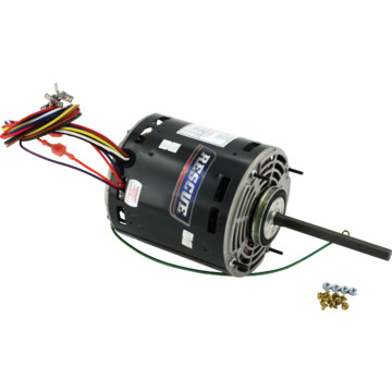Rescue 5470 5 5 8 3 4 1 5 horse power 115 volt direct for Blower motor capacitor symptoms