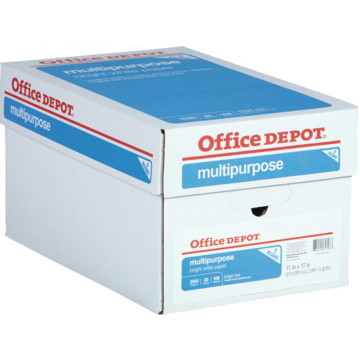 office depot copies office depot brand professional. Black Bedroom Furniture Sets. Home Design Ideas