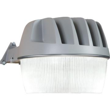 allpro led barnyard area light 29 watt grey 120 277. Black Bedroom Furniture Sets. Home Design Ideas