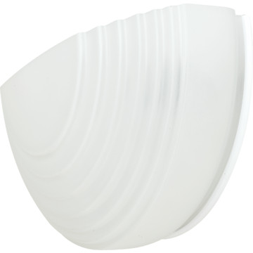 Wall Light Glass Diffuser : One-Light Wall Sconce White Glass Diffuser HD Supply