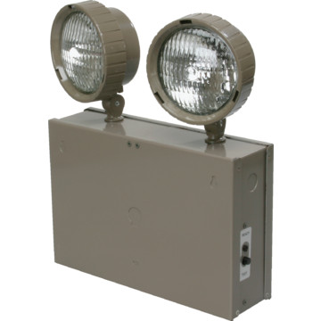 Sure Lites Two Light Emergency Fixture HD Supply