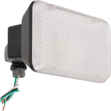 led flood light 13 5 watt 120 volt black replaces 26 watt. Black Bedroom Furniture Sets. Home Design Ideas