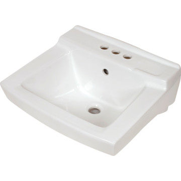 American Standard Declyn Wall Hung Lavatory Sink White China HD ...