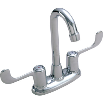 Bar Sink Faucet : Symmons Symmetrix Bar Sink Faucet Polished Chrome Two Handle HD ...
