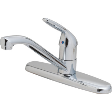 American Standard Colony Choice Kitchen Faucet Chrome Single Handle HD Supply